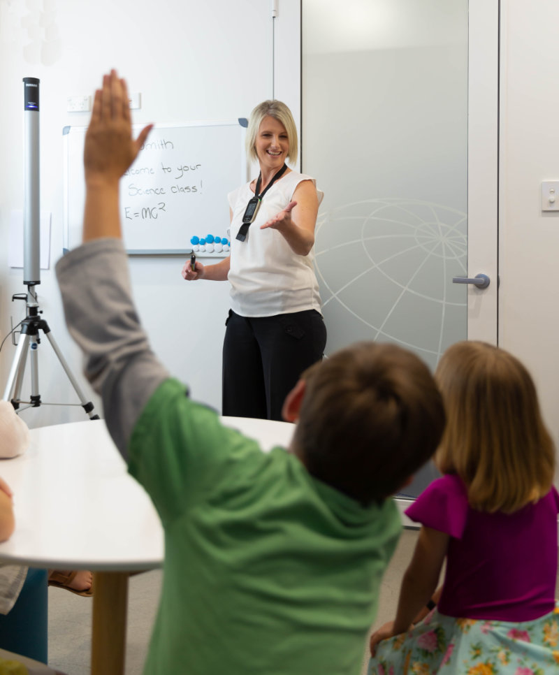 Dynamic Sound Field Amplification Systems in classroom